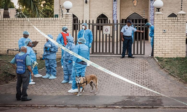 La raison de l'attaque n'est pas encore connue. Ph. AFP