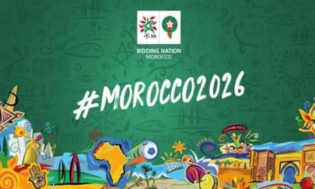 Voici le planning de la promotion du dossier marocain au 4 juin