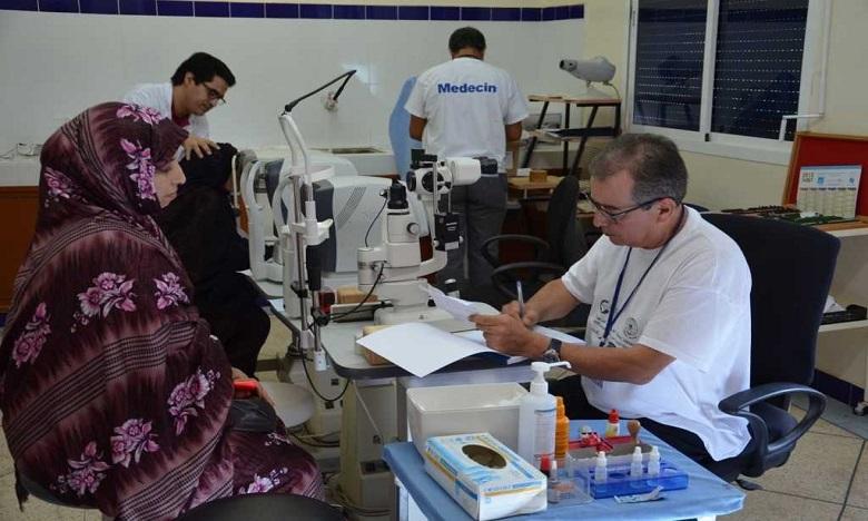 La Fondation Noufissa Pharma 5 lance la caravane «Maykoun Bass»