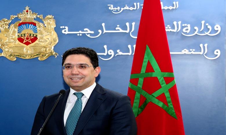 Bourita souligne à Tunis le rôle essentiel des pays maghrébins