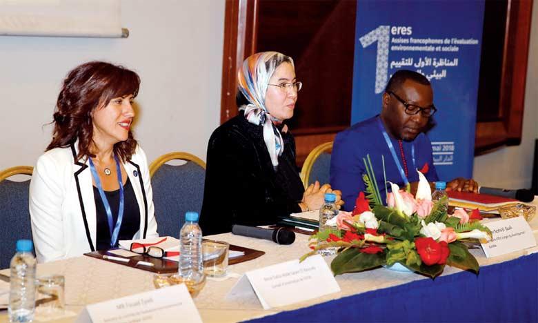 Premières Assises francophones de  l'évaluation environnementale et sociale