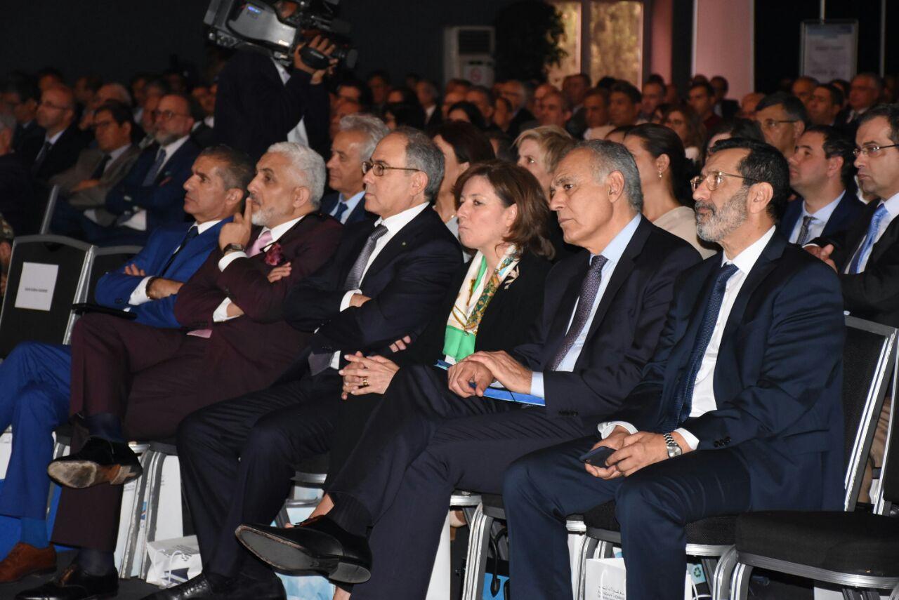 Deux binômes se disputent les postes clés du patronat pour succéder à Miriem Bensalah Chaqroun:  Salaheddine Mezouar/Faïçal Mekouar et Hakim Marrakchi/Assia Benhida. Photos : Aissa Saouri