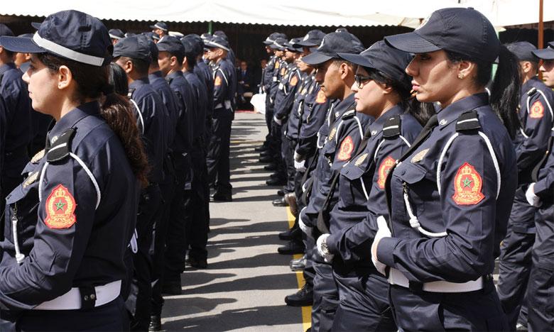 Une police de proximité ouverte sur son environnement, au service du citoyen et de la Patrie