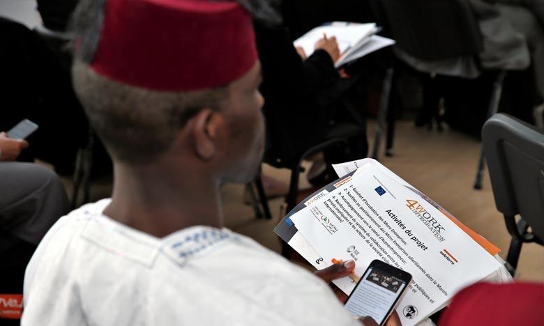 Appel à candidature pour le projet «Work4Integration»