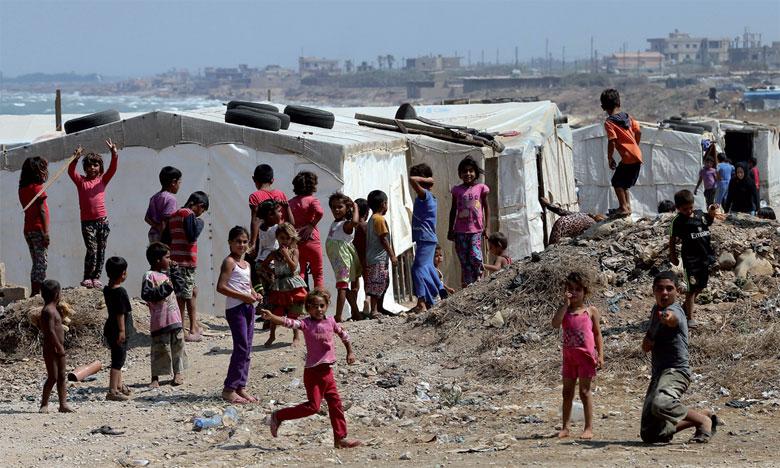 L'ONU lance un appel «urgent» aux donateurs