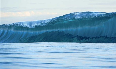 Une vague de 23,8 mètres de haut bat tous les records