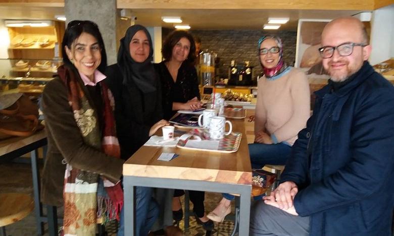 Le premier rendez-vous du business café initié par  Business Etiquette et Protocole.