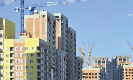 La région de Casablanca-Settat vient en tête en accaparant 45% des logements construits.