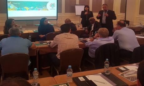 Fouzi Lekjaa fait la promotion du dossier marocain à Kiev