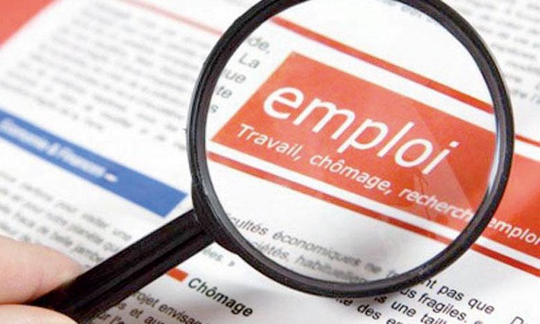 Légère baisse du taux de chômage au premier trimestre