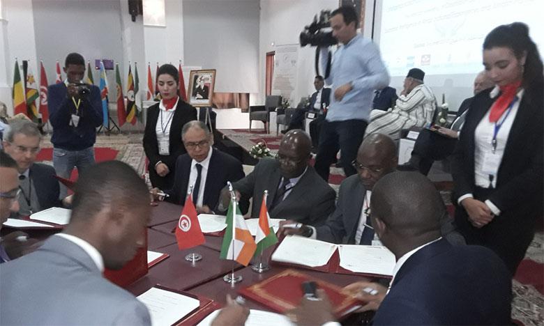 Vers la mise en place d'un Forum des associations africaines d'intelligence économique
