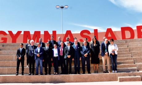 Terre d'accueil des champions de demain,  le Maroc abrite l'édition de tous les records