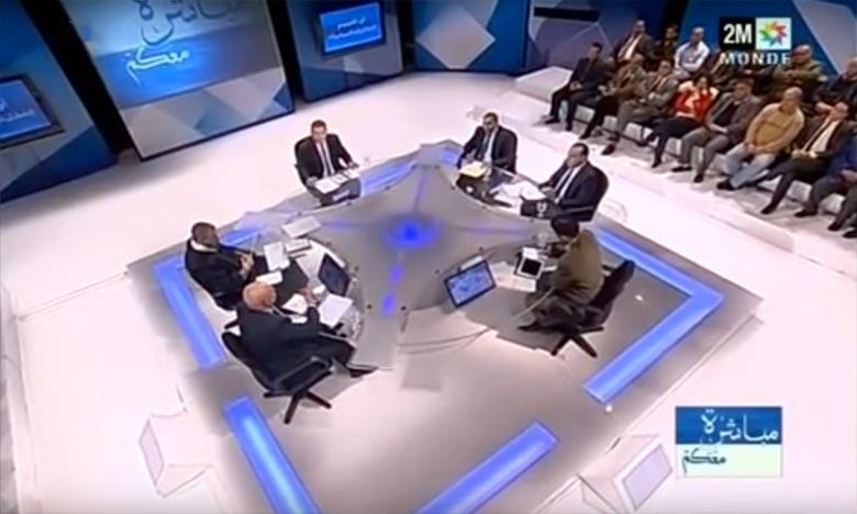 Le Conseil des ministres arabes de l'Information a attribué le prix à «Moubachara Maakoum» pour le débat consacré au concept du Jihad. Ph :  DR