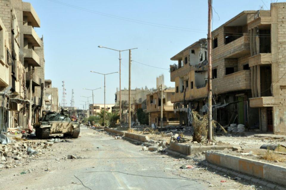 Attaque dans l'est de la Syrie :  Mort de 26 membres des forces du régime syrien
