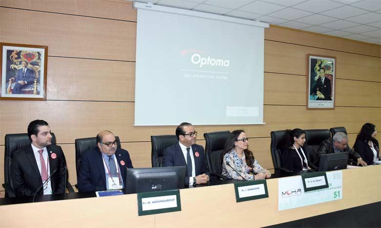 L'organisation du 34e Congrès mondial sur la santé au travail à Marrakech en 2024 sera l'occasion d'unir les efforts de tous les acteurs dans ce secteur pour améliorer la situation actuelle.  Ph Hicham Seddik
