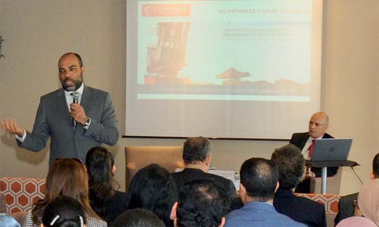 La première édition a connu la participation de clients d'Upline Courtage, d'entreprises opérant dans le BTP et la promotion immobilière, de représentants de la FNPI et d'assureurs partenaires