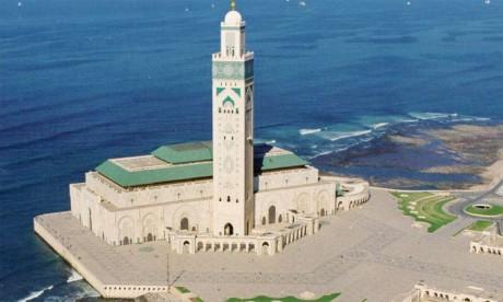 Mosquée Hassan II: intenses préparatifs en perspective du mois du Ramadan