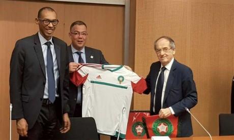 Qui sont les soutiens au dossier marocain?