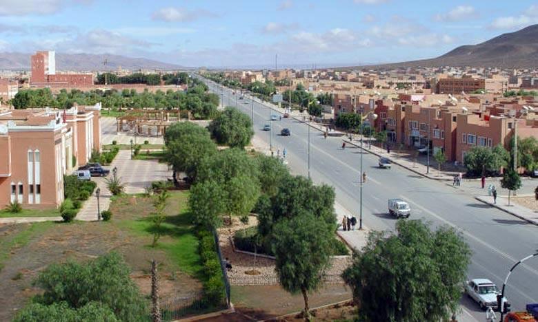 Suspension du Conseil de la région de Guelmim-Oued Noun et nomination une délégation spéciale chargée de l'expédition des affaires courantes du Conseil