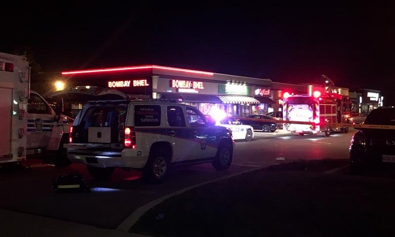 Canada : Attaque à l'explosif contre un restaurant indien