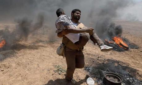 La Ligue arabe appelé le procureur de la Cour pénale internationale  à ouvrir une enquête sur «les crimes de l'occupation israélienne».