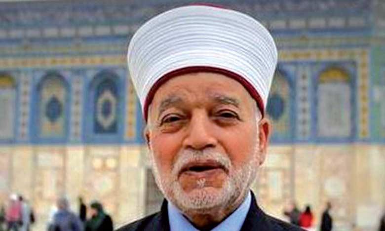 Grand Mufti d'Al-Qods : L'aide humanitaire marocaine, une «main généreuse» tendue au peuple palestinien dans une conjoncture sensible