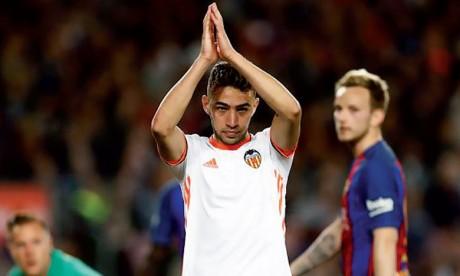 Munir El Haddadi ne jouera  pas pour le Maroc