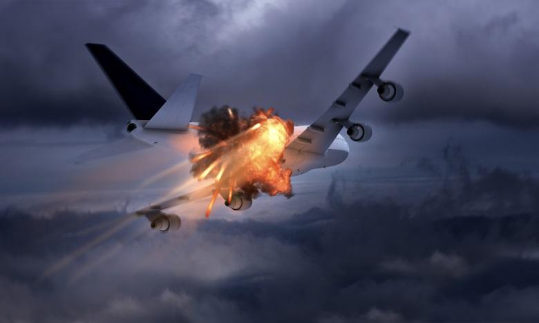 Arabie Saoudite: quatre morts dans le crash d'un avion de contrôle aérien