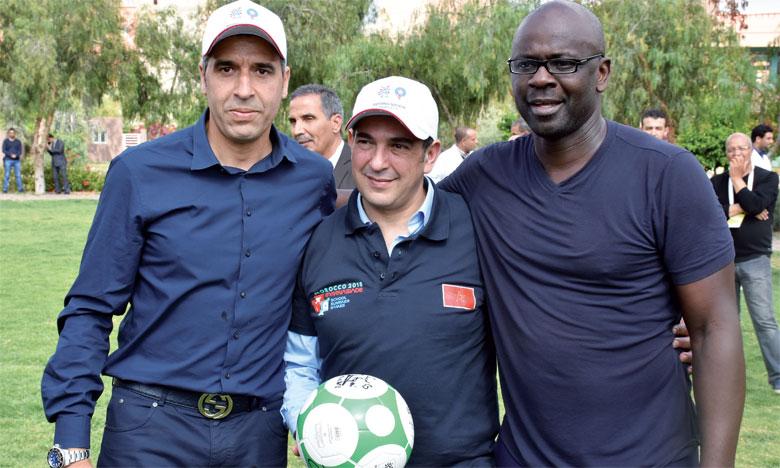 «Ce serait magnifique de voir la Coupe  du monde 2026 au Maroc»