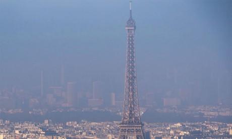 L'Allemagne, la France et le Royaume-Uni sont sanctionnés pour le non-respect des valeurs fixées pour le dioxyde d'azote issu des pots d'échappement, principalement dans les agglomérations. Ph. AFP