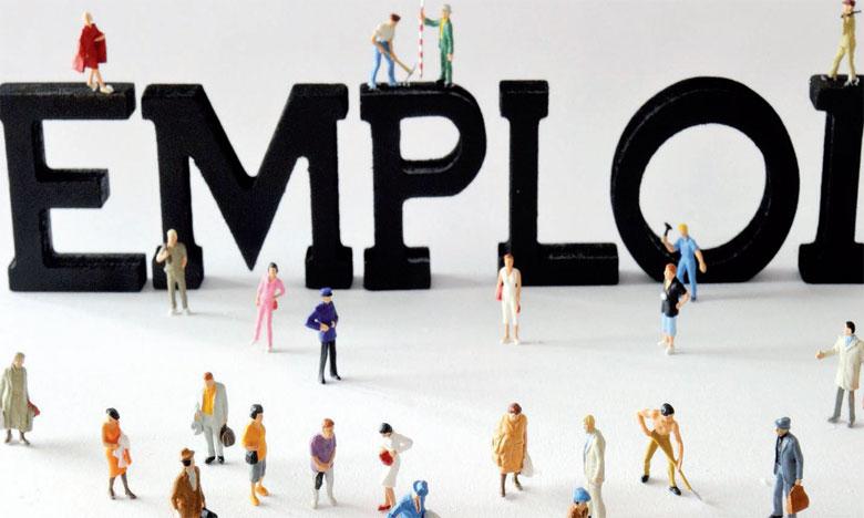L'emploi salarié en France progresse de 0,3% à fin mars