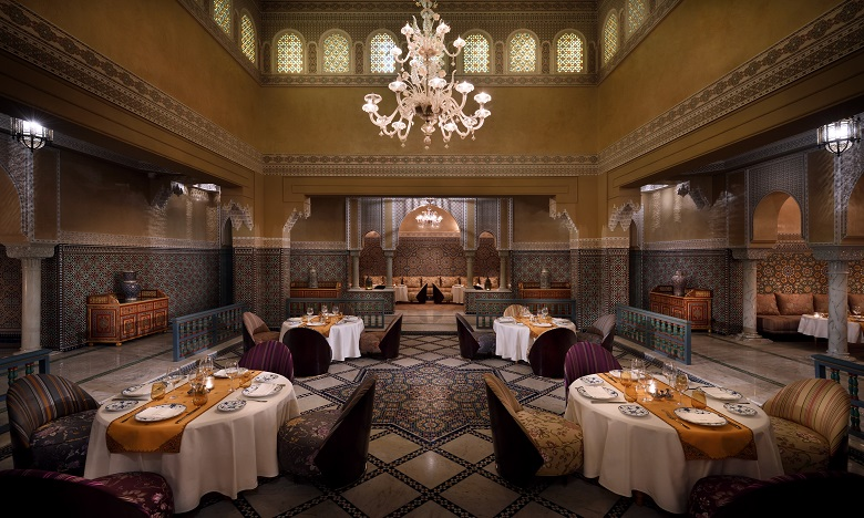 Fès Marriott Jnane Palace se prépare en force pour le Ramadan
