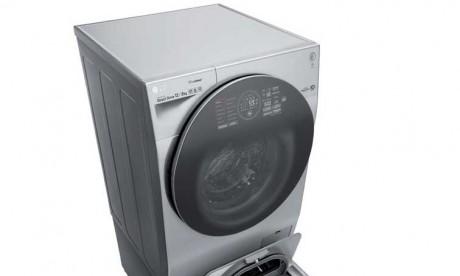 LG dévoile son double lave-linge TwinWash