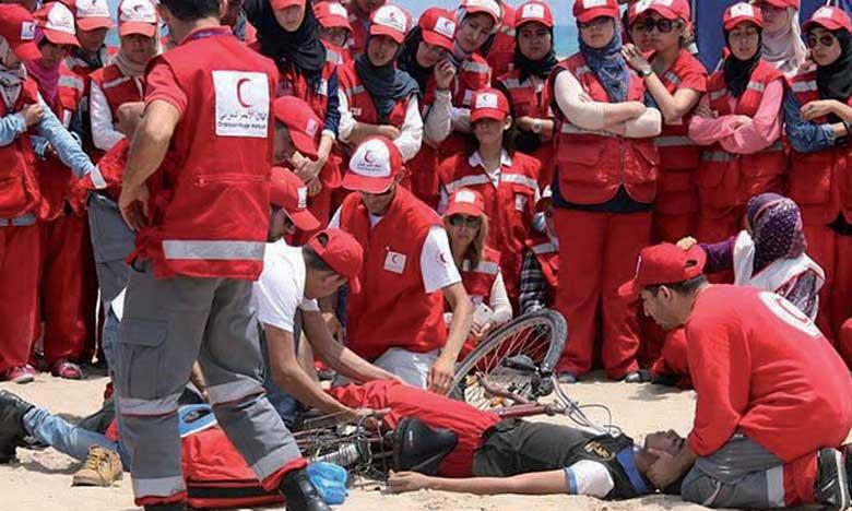 Un hommage à la bravoure et à l'altruisme  des acteurs humanitaires