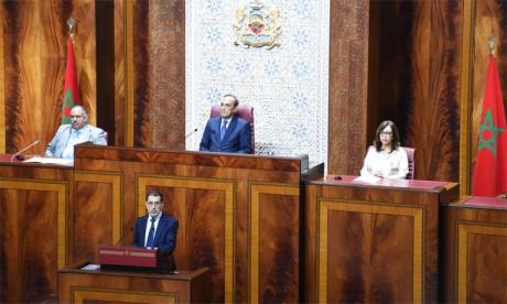 Saâd Eddine El Othmani : «Toutes les forces vives de la Nation sont mobilisées autour de la première cause nationale»