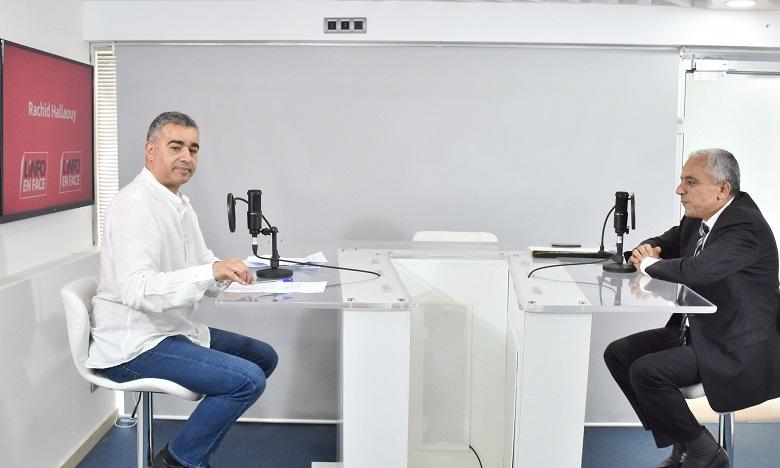 Abdellatif Maâzouz : «notre proposition de modèle de développement économique présentée aujourd'hui aux structures du parti de l'Istiqlal »