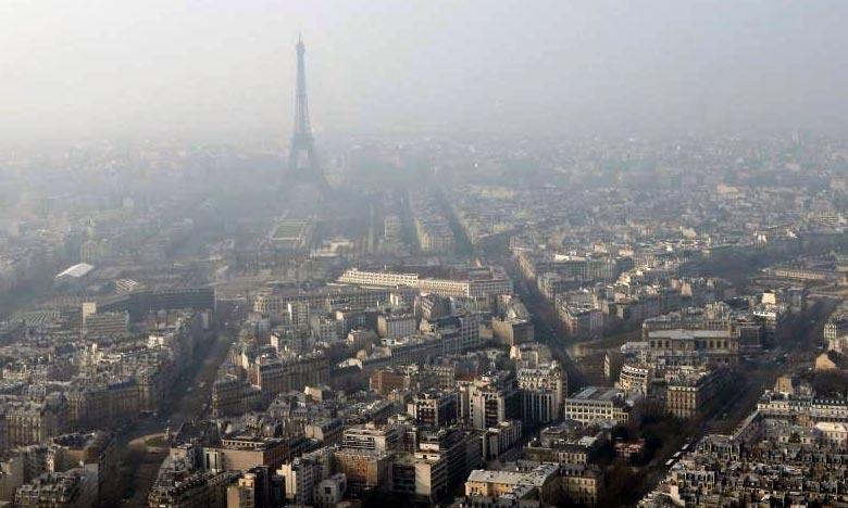 La pollution aux particules fines est responsable de près de 400.000 décès prématurés par an. Ph : DR