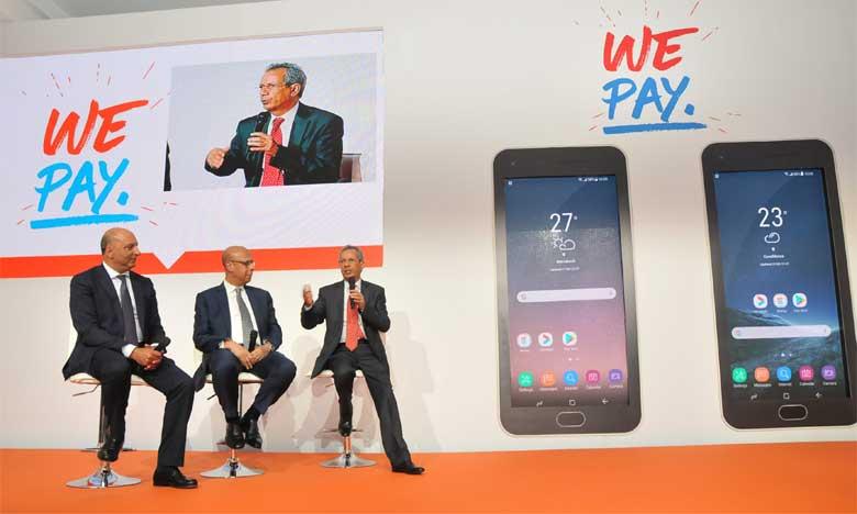 Selon Ahmed Rahhou, «We Pay» est une solution pratique, sécurisé et low cost dans l'optique d'encourager l'utilisation des paiements électroniques et de réduire la circulation du cash.