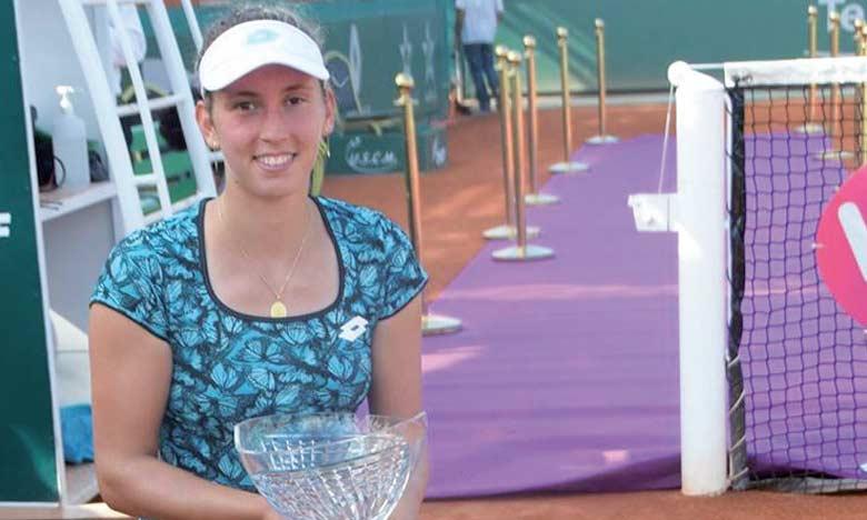 Elise Mertens bat Ajla Tomljanović  et se hisse à la 16e place WTA