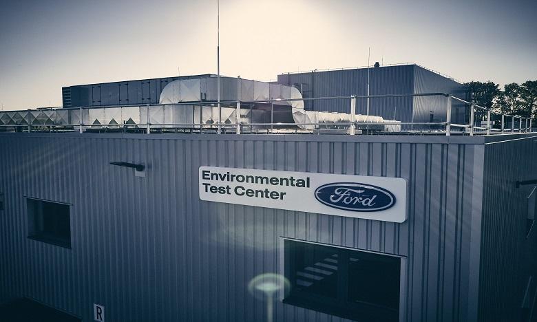 Ford lance son «Usine météo»
