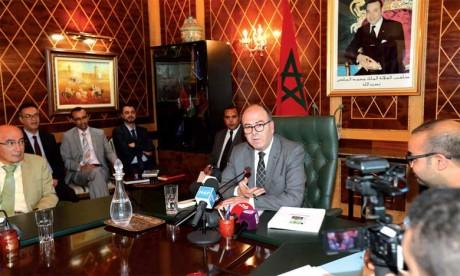 La Chambre des conseillers lance de nouvelles applications facilitant l'accès à ses activités