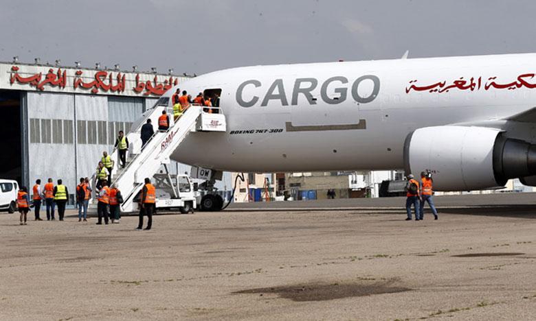 Le Boeing B767-300 Freighter pourra transporter jusqu'au 45 tonnes de fret, contre les 15 tonnes de celui qu'il a remplacé.