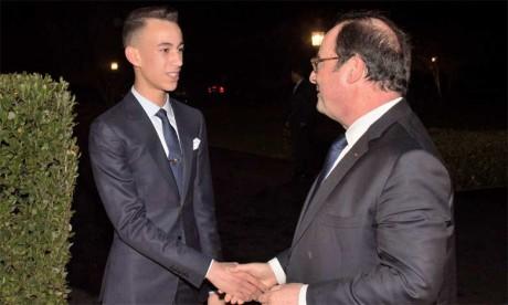 Le peuple marocain célèbre le 15e anniversaire de S.A.R. le Prince Héritier Moulay El Hassan
