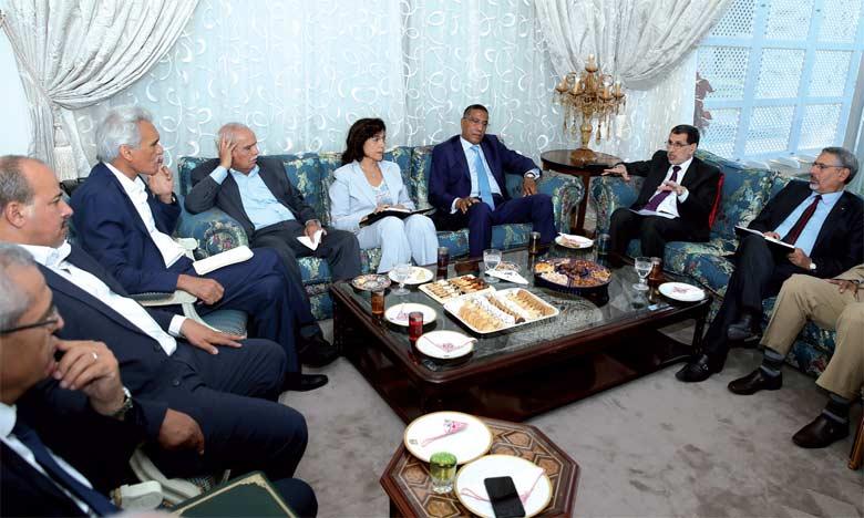 Saad Eddine El Othmani: «Le gouvernement tient à mener à bien les négociations tripartites. La porte du dialogue avec les partenaires sociaux n'est pas fermée»