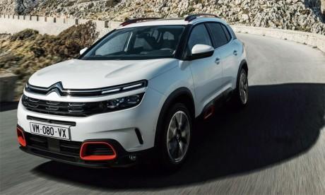 Citroën dévoile le nouveau C5 Aircross