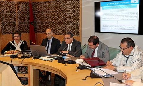 Boussaid appelle à des mesures nécessaires pour pérenniser les recettes du Fonds d'appui à la cohésion sociale
