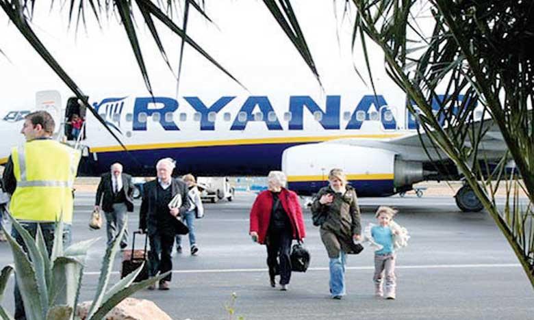 Ryanair étoffe son offre  sur Marrakech