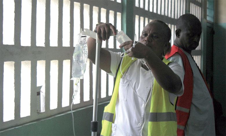 Une nouvelle épidémie d'Ebola fait  déjà 17 morts