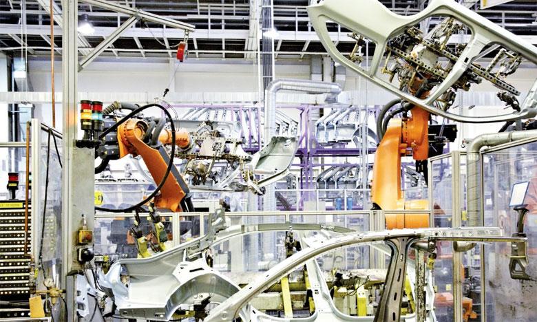 La production manufacturière hors énergie a augmenté de 0,1% en mars.