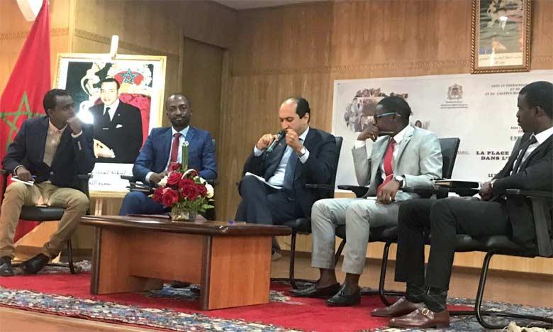 Mohamed Metqhal: «L'AMCI déploie des efforts pour assurer aux étudiants africains les meilleures conditions possibles pour la réussite de leur cursus universitaire»
